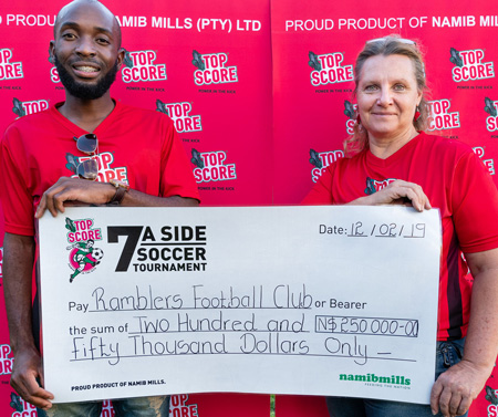 Oldest and largest social 7-A-Side soccer tourney launched