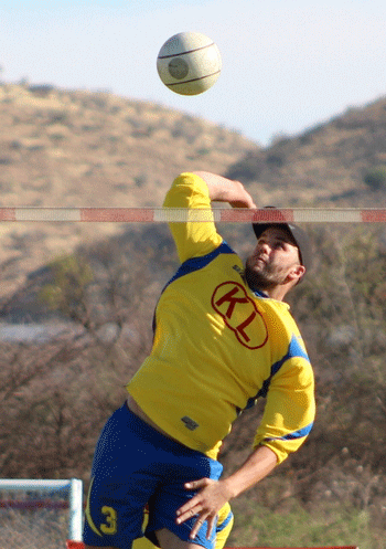 Fistball season kicks off this weekend at the coast