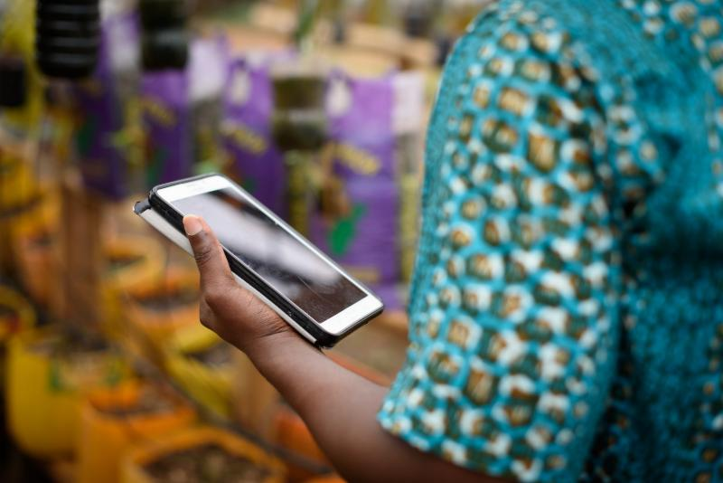 New research shows 80 million youth benefit from the rise of digital commerce in Africa