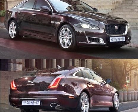New XJ50 Jag debuts in local market – also available in black