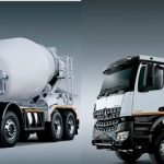 Arocs claims Actros pedigree but with offroad capability for construction and delivery