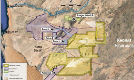 Australian firm to have largest uranium land holding in Namibia, if all permits are granted
