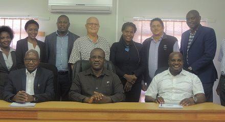 Formal framework for public private partnerships in Oranjemund