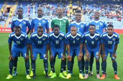 Brave Warriors get Comoros in 2020 CHAN qualifiers