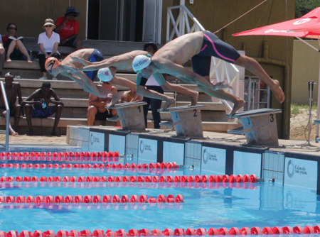 Swimmers prepare for long course national championships