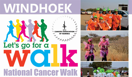 Cancer Association challenges the public – 5km Sunrise Walk 4 Life set for April