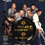 The Temptation's billed for Windhoek