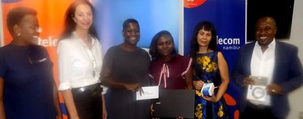 Economist Businesswomen innovative business idea winner receives prize
