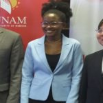 UNAM graduate off to Japan to pursue research study in renewable thermal energy