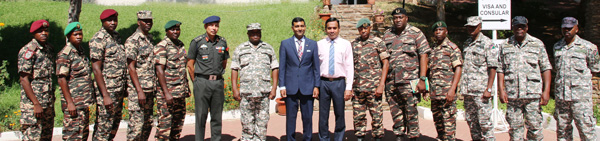 Defence Force members off to India for field training exercise to enhance peace-keeping skills
