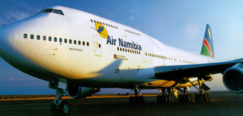 Air Namibia charter flights cancellation temporary until further notice – official