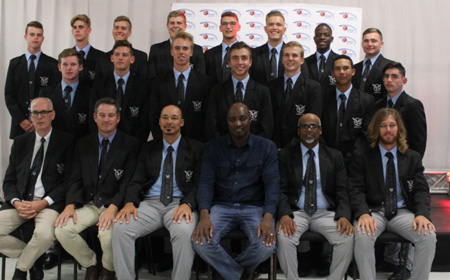 U19 national cricket team capped ahead of ICC Africa qualifiers