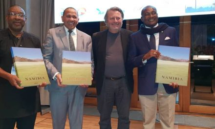 Tourism companies to sell Namibia at the 2019 ITB Berlin exhibition