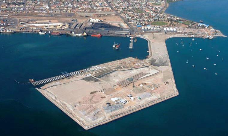 German port management company assesses readiness of the Walvis Bay gateway