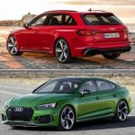 Performance with class – Audi launches the RS 4 Avant and RS 5 Sportback