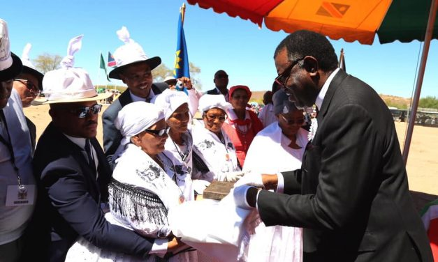 Germany must apologize for 1904-1908 genocide – Geingob urges