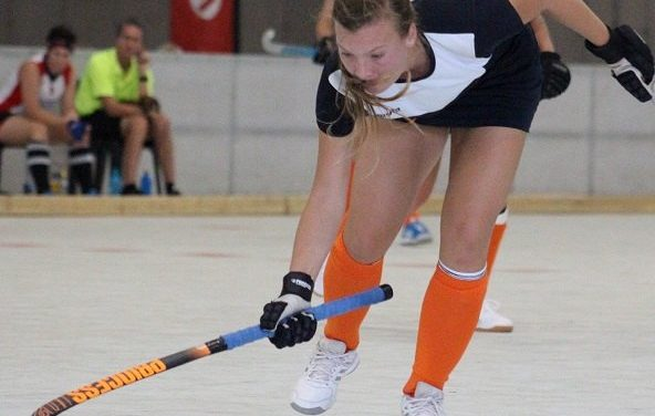 Indoor hockey premier league dominated by Saints Men's and Women's
