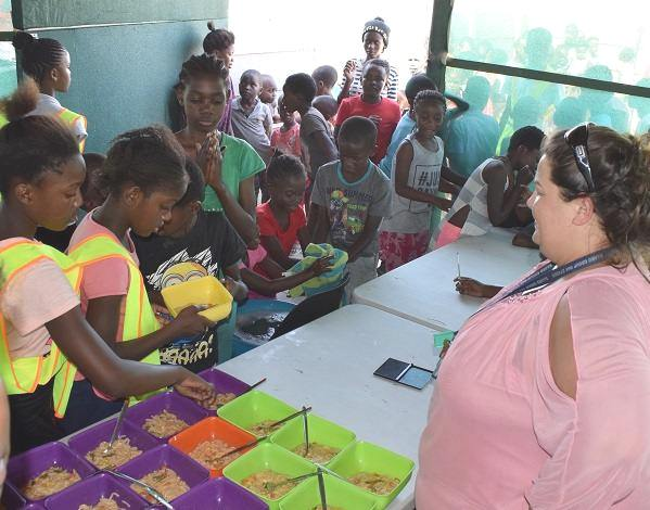 Marine fuel distributor Monjasa comes to the aid of vulnerable Walvis Bay children