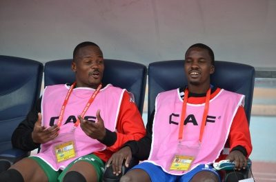 Concussed goalie Maova pulls out of camp, ahead of Afcon tie against Zambia