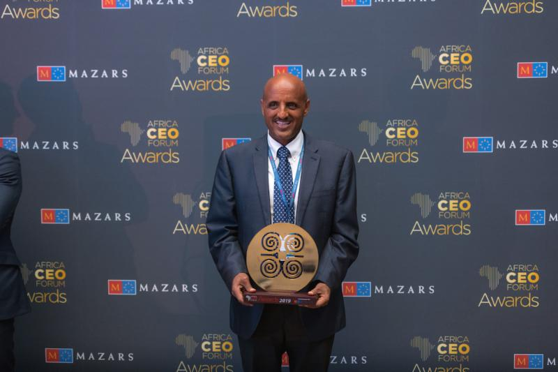 Ethiopian Airlines bags 'African Champion of the year' accolade