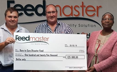 Feedmaster to supply specific subsidised feed to retailers until June