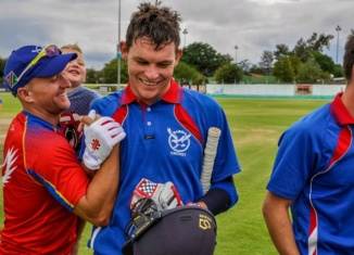 Namibia claims ICC World Cricket League Division 2 top spot