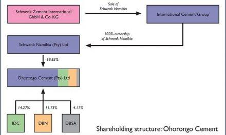 Development Bank sheds tentative light on secret Ohorongo majority sale