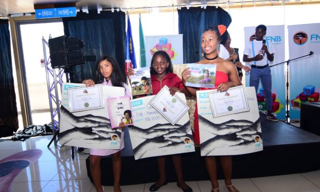 Budding young female authors win Children's Writing Competition