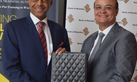Central bank supports technical and vocational training through apprenticeship MoU