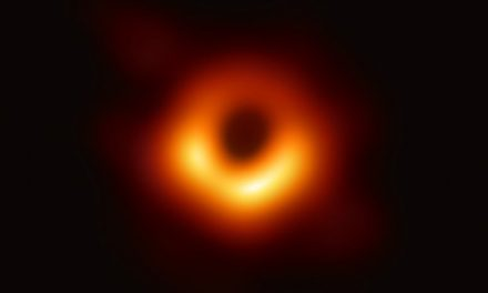 Here's the first image of a Black Hole – Scientists want to better this image by building a telescope in Namibia
