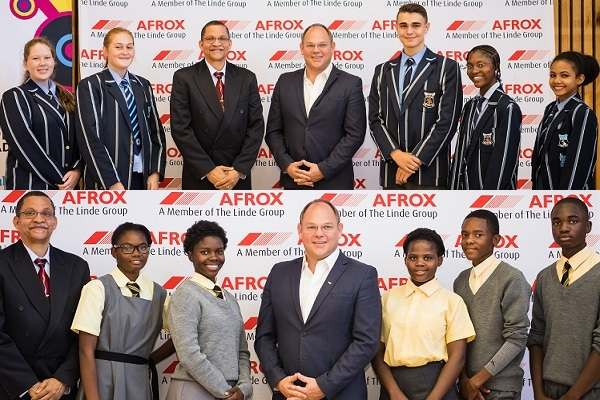 Afrox Leadership Academy teaches life skills not covered by conventional training and education