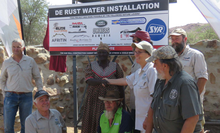 De Rust farm community, wildlife handed lifeline by Landy owners and partners