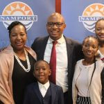 Namport's /Uirab honoured by staff, colleagues, stakeholders, the Board and his family