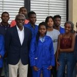Science and technology university receives first intake of Marine Engineering students