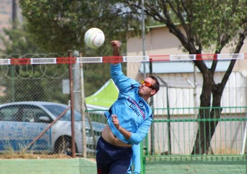 National Fistball League enters second round