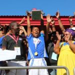 Kharas crowned Newspaper Cup champs