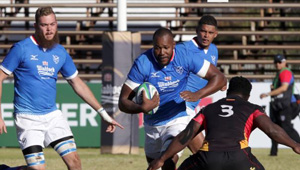 Namibia's Rugby World Cup preparations commence
