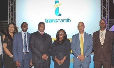 Stylised logo and new brand identity formulate TransNamib's strategic turnaround