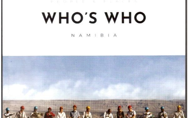 Who's Who 2019 showcases Namibia's leading companies and institutions – content updated and rearranged