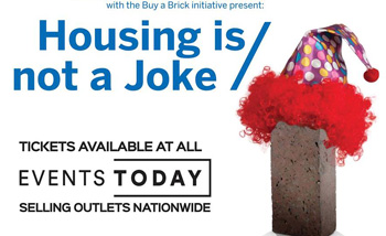 Comedians join campaign to raise more funding for affordable housing through 'Kasi' comedy