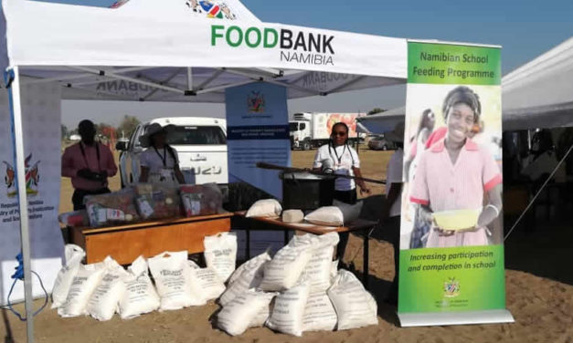 Allegations surface of lockdown relief food being sold by criminals in Katutura