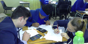 Coastal mathematics challenge to enhance learners problem solving skills