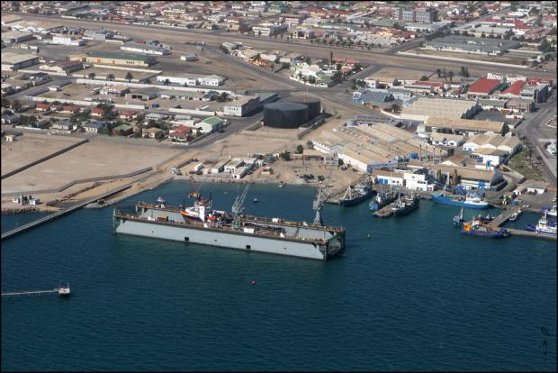 Four RoRos carrying 350 vehicles expected at Walvis Bay port this month
