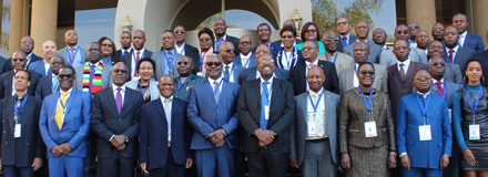 SADC ministers review progress in the implementation of energy, water projects
