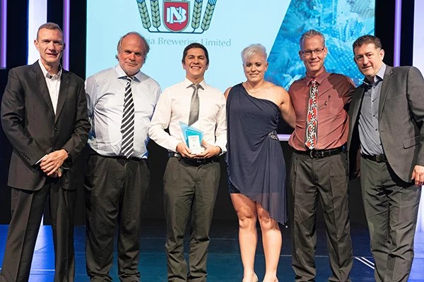 Breweries scoops international engineering award