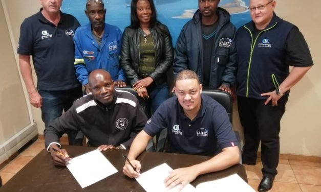 Kraatz Marine concludes wage agreement with union, 15 employees to benefit
