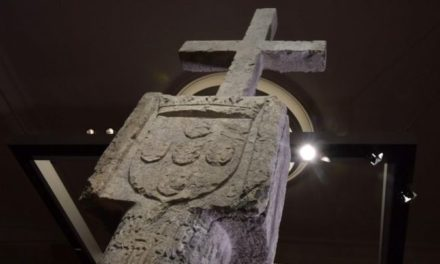 15th-century cross to be returned to Namibia