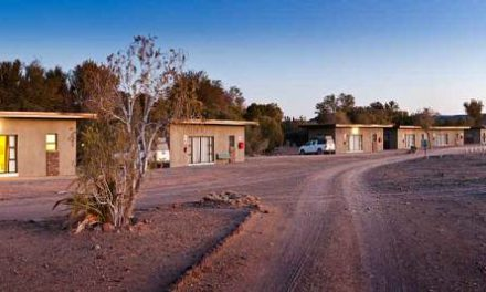 Hobas Lodge to re-open in June