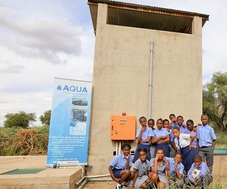 Effective water treatment for small rural schools regardless how many learners there are