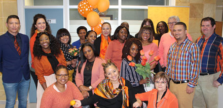 Multiple Sclerosis Namibia, Bank Windhoek commemorate World MS Day